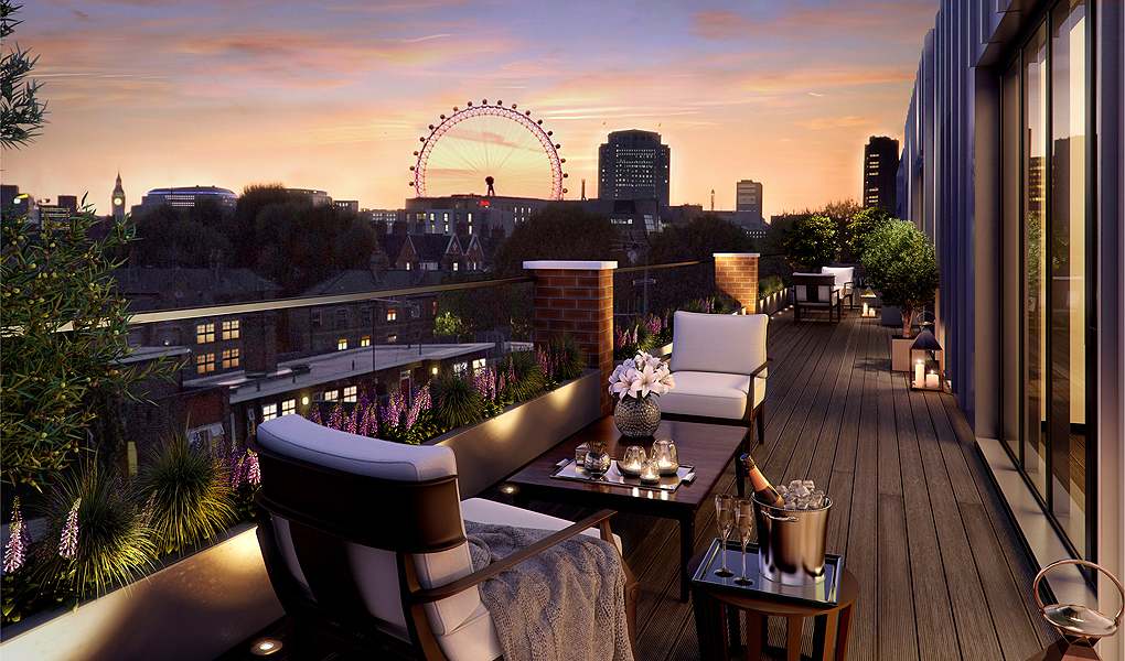 Luxury Apartments For Sale In London